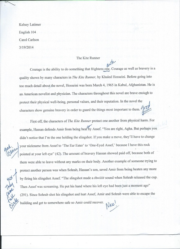 my favorite essays kelsey latimer i chose to post this essay because it was written differently than any of my other essays we were given one notecard to prepare our essay
